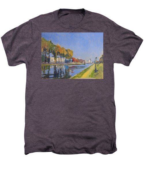 Musee La Boverie Liege Men's Premium T-Shirt by Nop Briex
