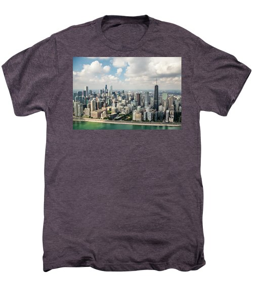 Near North Side And Gold Coast Men's Premium T-Shirt