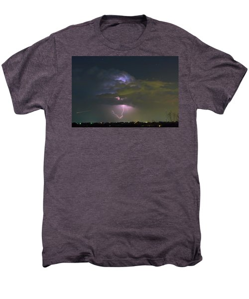Men's Premium T-Shirt featuring the photograph Night Tripper by James BO Insogna