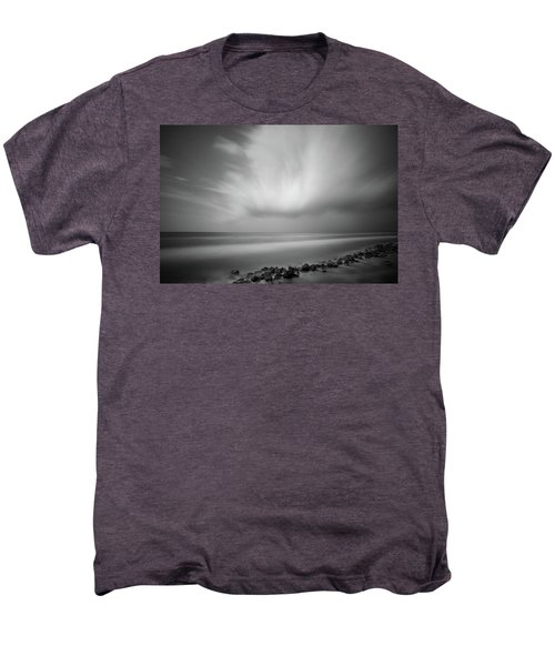 Ocean And Clouds Men's Premium T-Shirt