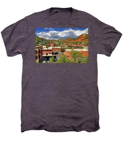 Old Bisbee Arizona Men's Premium T-Shirt