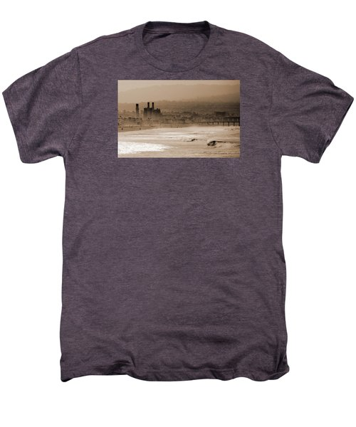 Old Hermosa Beach Men's Premium T-Shirt
