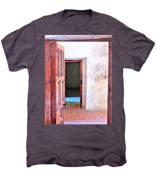 Other Side Men's Premium T-Shirt by Pablo Munoz