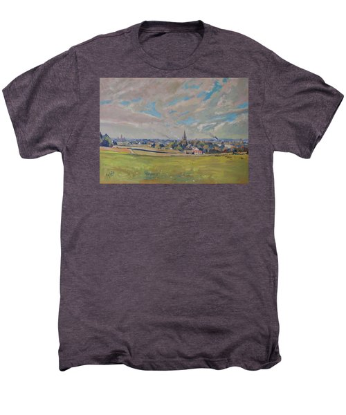 Panorama Maastricht Men's Premium T-Shirt by Nop Briex