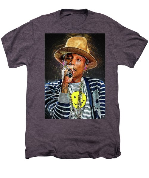 Pharrell Williams Men's Premium T-Shirt