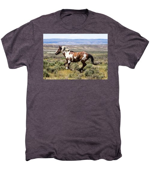 Picasso - Free As The Wind Men's Premium T-Shirt