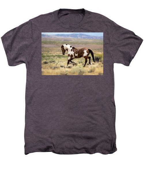 Picasso Strutting His Stuff Men's Premium T-Shirt
