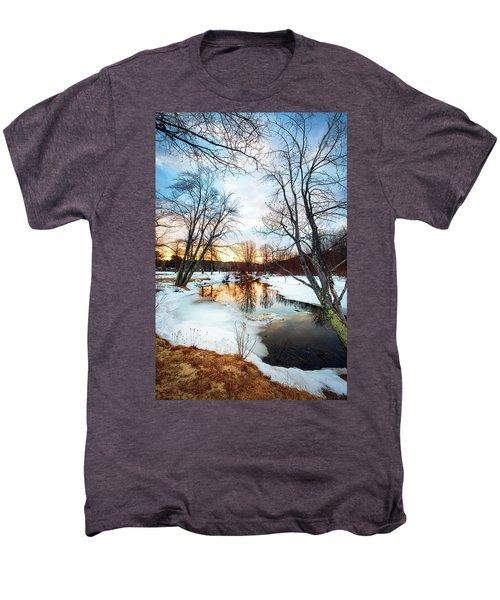Poor Farm Brook Men's Premium T-Shirt