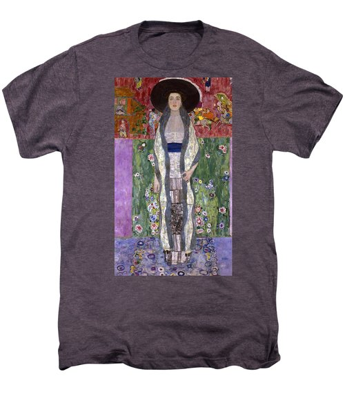Portrait Of Adele Bloch-bauer II Men's Premium T-Shirt
