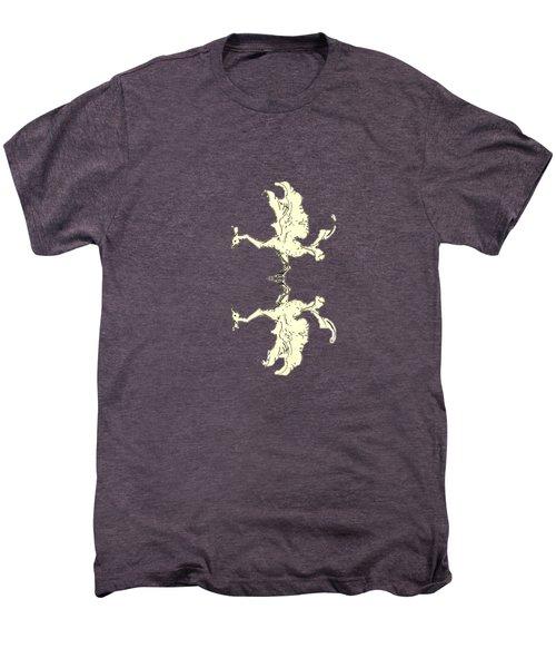 Poulia Men's Premium T-Shirt by Julio Lopez