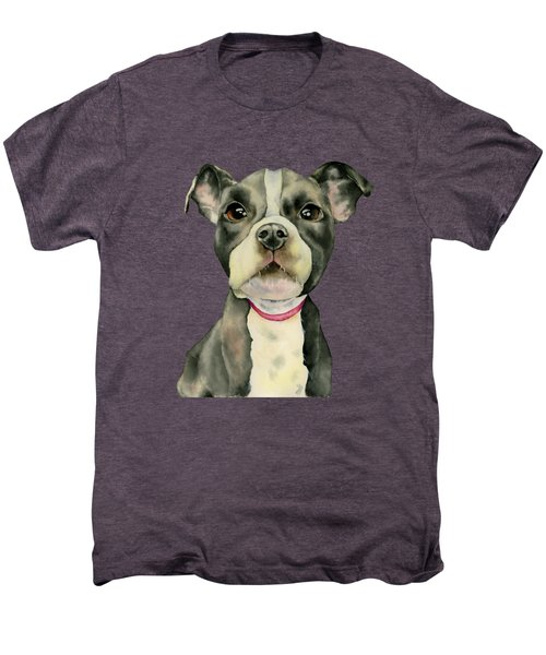 Puppy Eyes Men's Premium T-Shirt