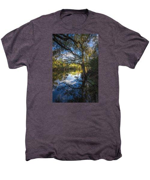 Quiet Embrace Men's Premium T-Shirt