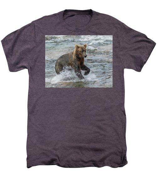 Ready For Action  Men's Premium T-Shirt