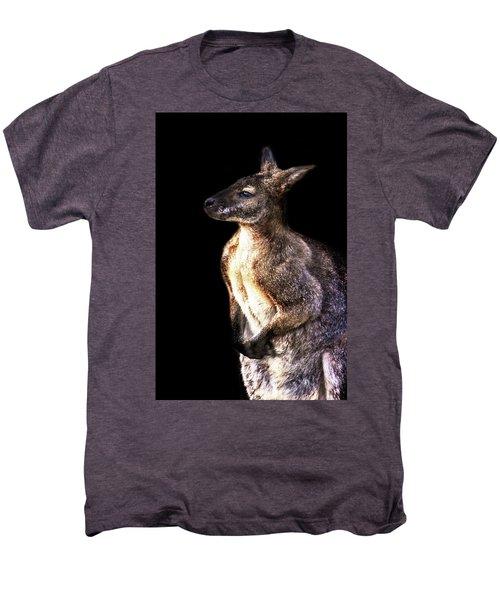 Red Kangaroo Men's Premium T-Shirt