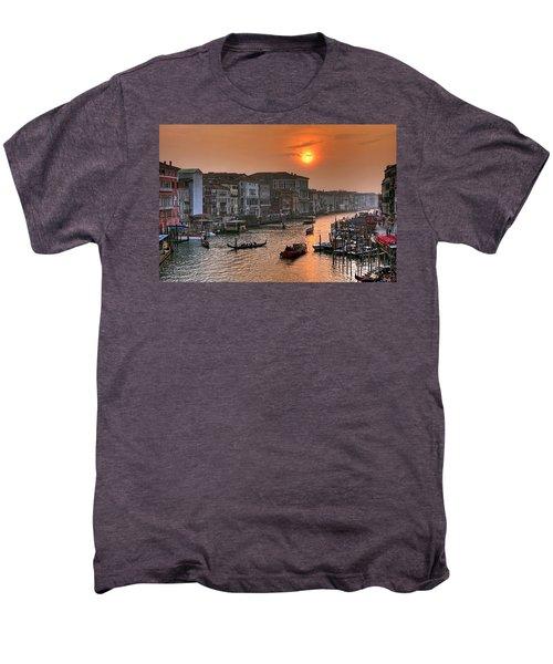 Riva Del Ferro. Venezia Men's Premium T-Shirt
