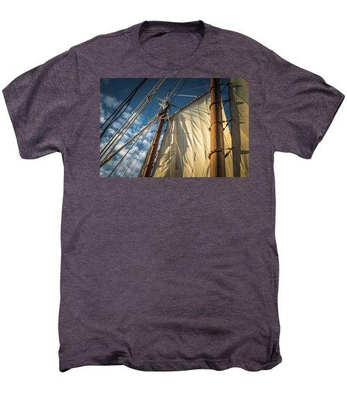 Sails In The Breeze Men's Premium T-Shirt