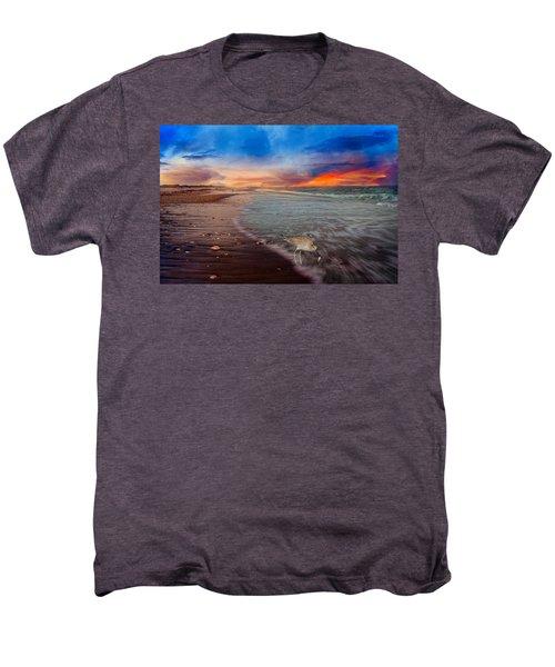 Sandpiper Sunrise Men's Premium T-Shirt