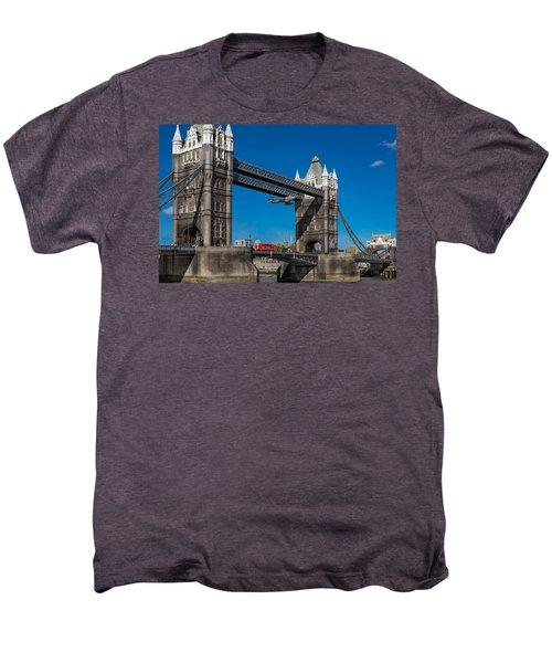 Seven Seconds - The Tower Bridge Hawker Hunter Incident  Men's Premium T-Shirt