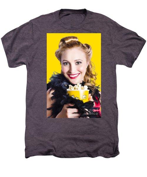 Showtime On Broadway Men's Premium T-Shirt