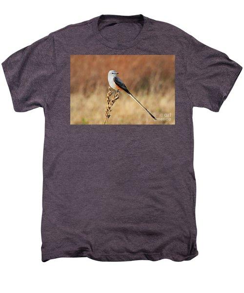 Sissor-tailed Flycatcher 2 Men's Premium T-Shirt