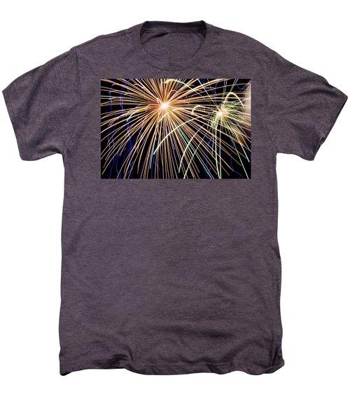 Sister Bay Fireworks Men's Premium T-Shirt