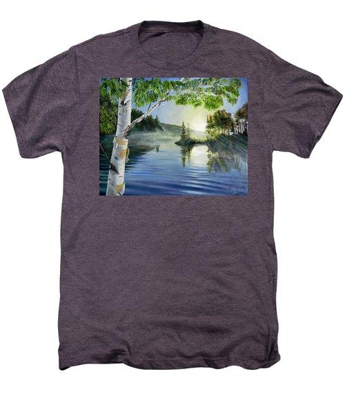 Ripples Men's Premium T-Shirt