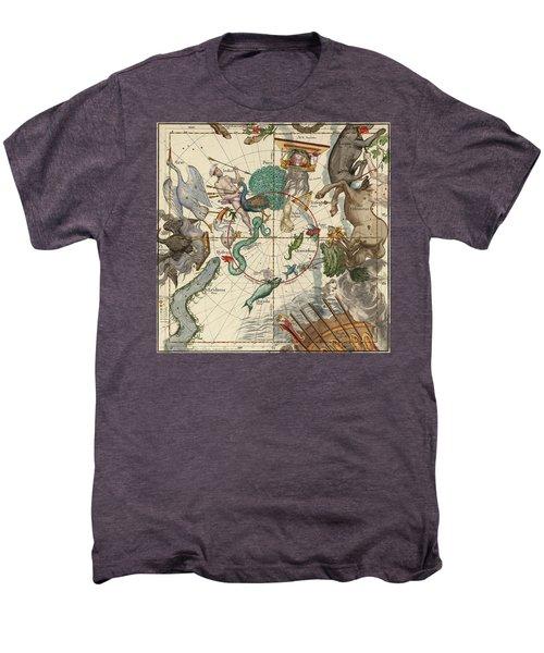 South Pole Men's Premium T-Shirt by Ignace-Gaston Pardies
