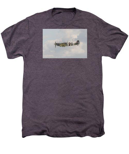Spitfire Mk Vb Men's Premium T-Shirt by Gary Eason