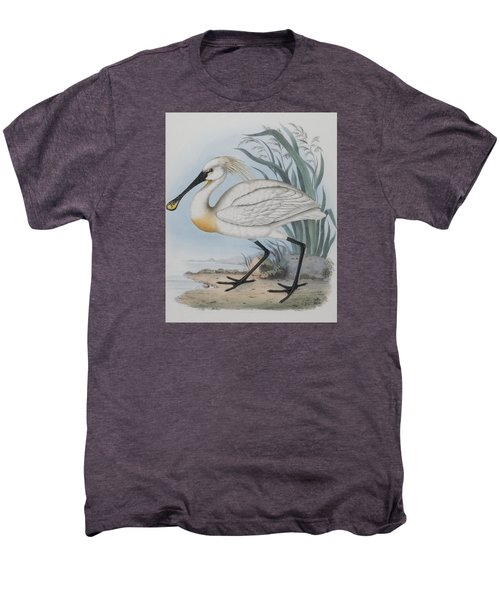 Spoonbill Men's Premium T-Shirt