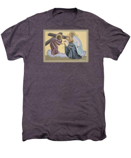 St Ignatius Vision At La Storta 074 Men's Premium T-Shirt