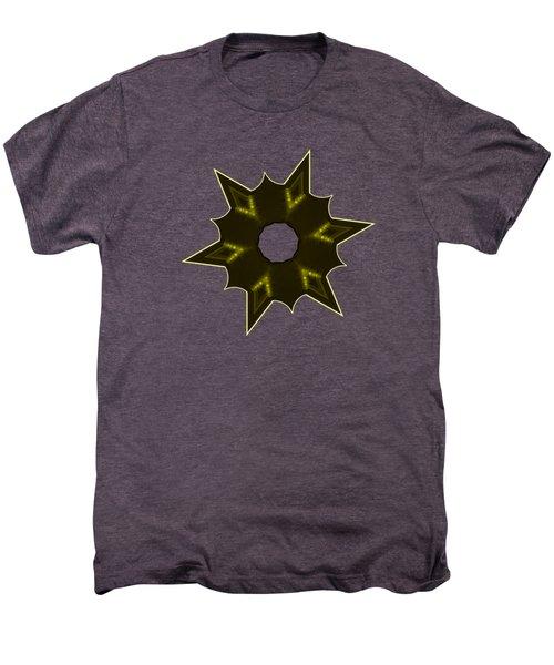 Star Record No. 5 Men's Premium T-Shirt by Stephanie Brock