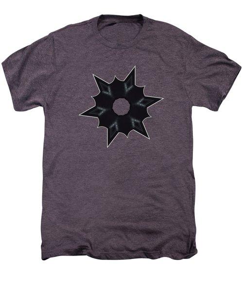 Star Record No.1 Men's Premium T-Shirt by Stephanie Brock
