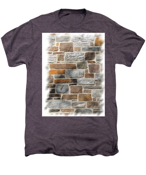 Stone Wall Men's Premium T-Shirt