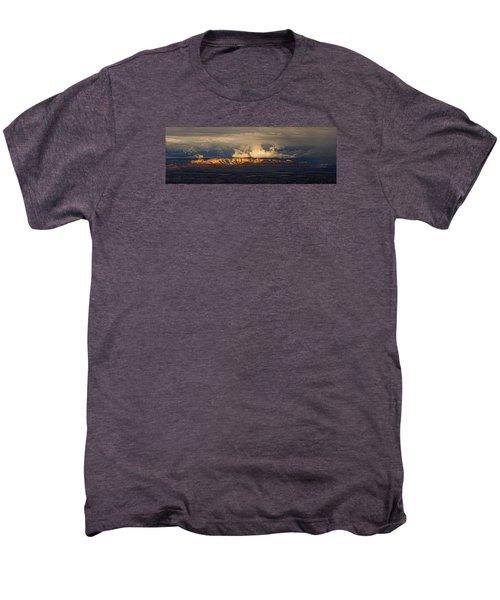 Stormy Skyscape Men's Premium T-Shirt