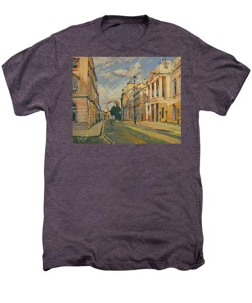 Summer Evening Pall Mall London Men's Premium T-Shirt