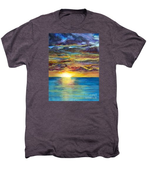 Sunset II Men's Premium T-Shirt