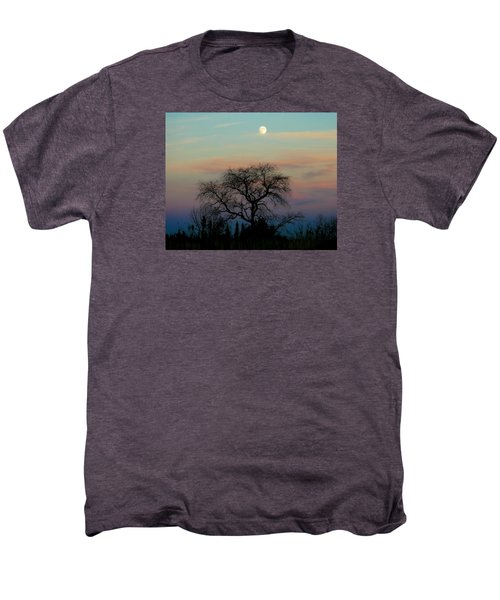 Sunset Moon Men's Premium T-Shirt