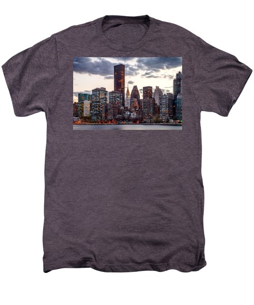 Surrounded By The City Men's Premium T-Shirt by Az Jackson