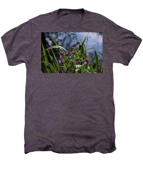 Sweet Violet Men's Premium T-Shirt