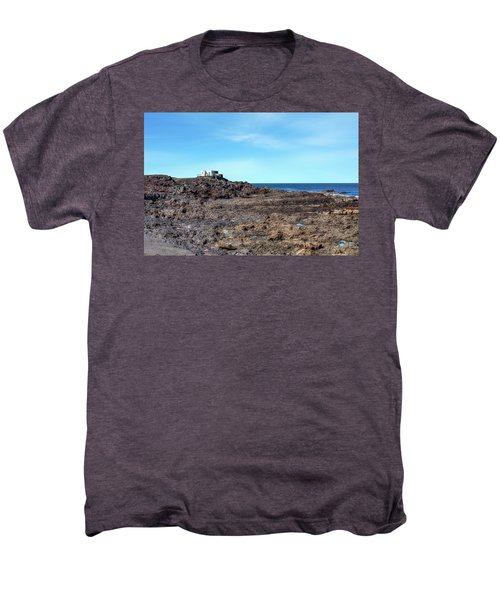 Tenesar - Lanzarote Men's Premium T-Shirt