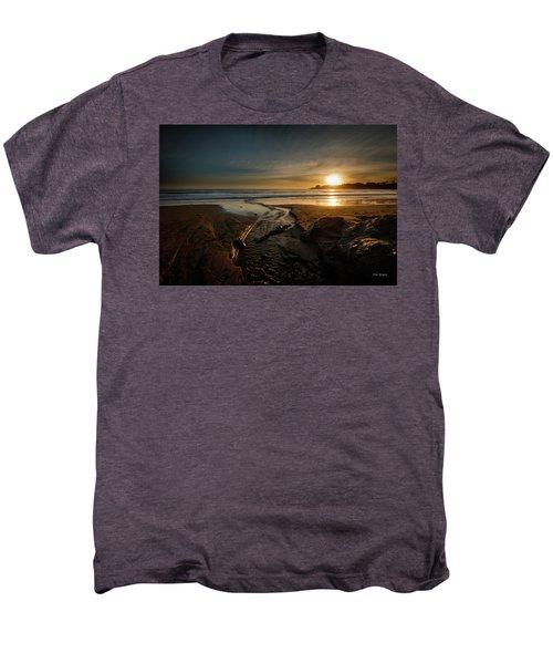 The Calming Bright Light Men's Premium T-Shirt