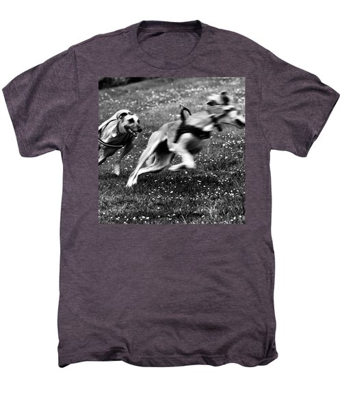 The Chasing Game. Ava Loves Being Men's Premium T-Shirt