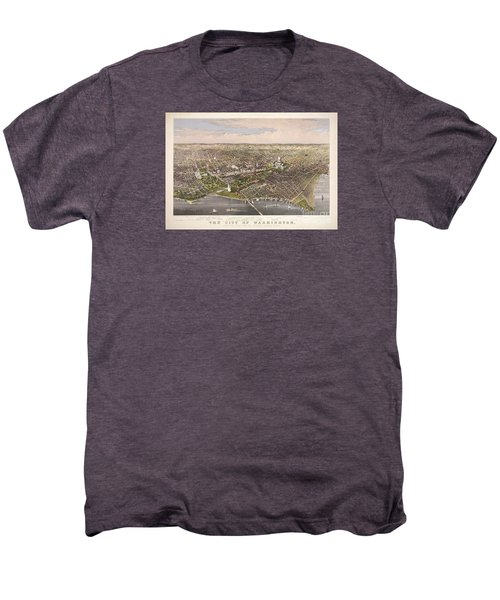 The City Of Washington Men's Premium T-Shirt