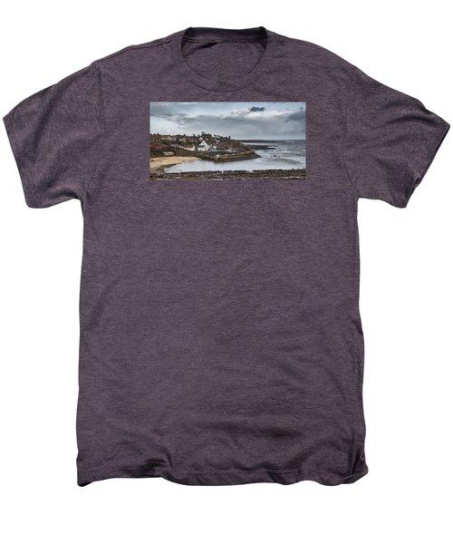 The Harbour Of Crail Men's Premium T-Shirt