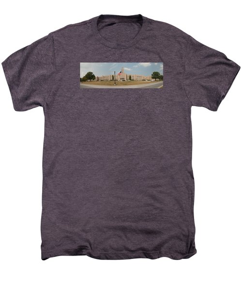 The School On The Hill Panorama Men's Premium T-Shirt