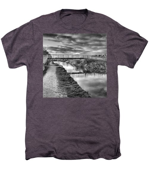The Unfortunately Named Cat Gallows Men's Premium T-Shirt