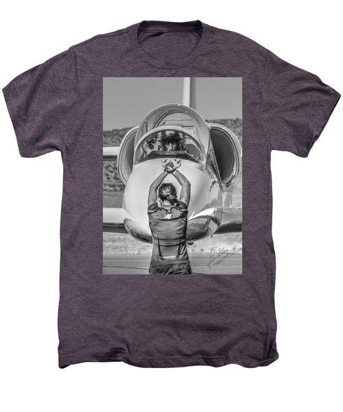 Darkstar II Taxis In Signature Edition Men's Premium T-Shirt