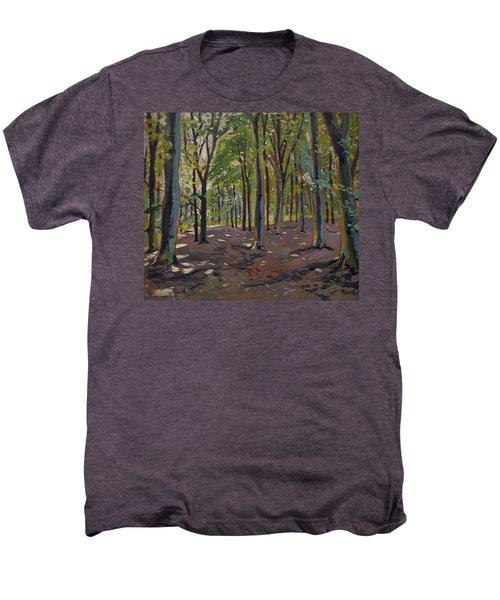 Trees Reeshofbos Men's Premium T-Shirt