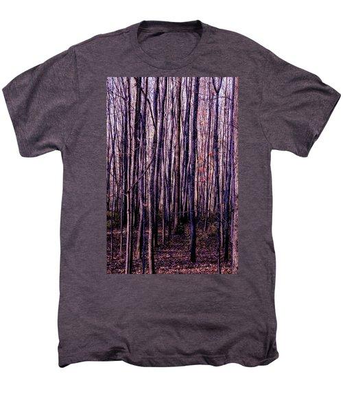 Treez Magenta Men's Premium T-Shirt