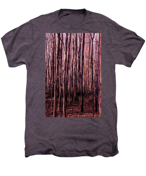 Treez Red Men's Premium T-Shirt